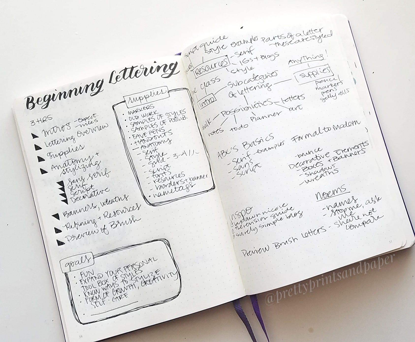 How i have learned to embrace mistakes and messiness in my bullet journal - and a little bit of real talk.