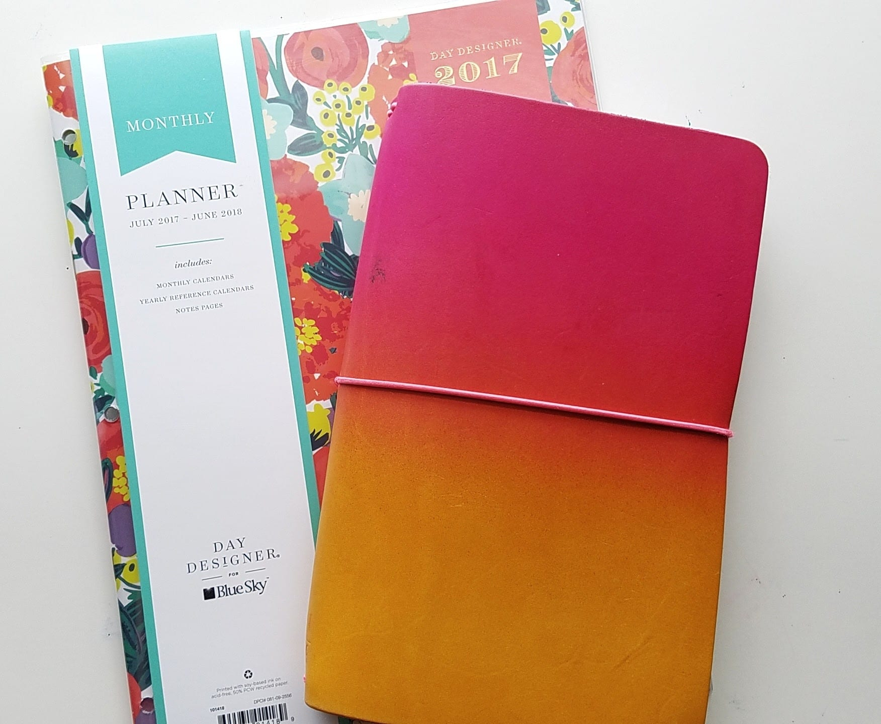 You can always mix and match strategies to make your bullet journal work the best for you - see how I'm setting up for July